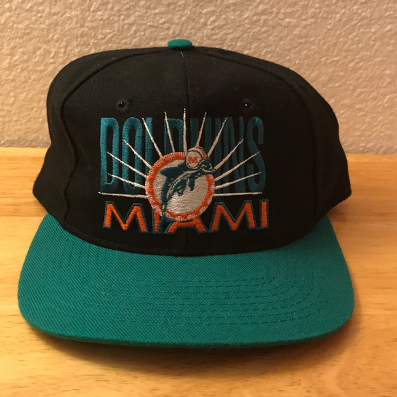 0530ad67b ... coupon code for vintage ajd miami dolphins hat e3cf1 5ac1e